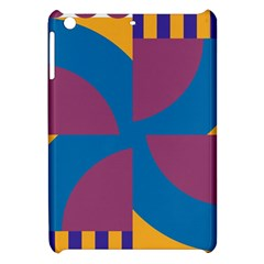 Blue Flower Apple Ipad Mini Hardshell Case by LalyLauraFLM