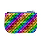 Rainbow Scales 3 Coin Change Purse Back