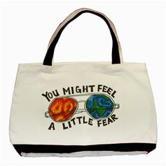 Little Fear Basic Tote Bag