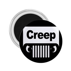 Creep Logo 2 25  Button Magnet by Contest1703156