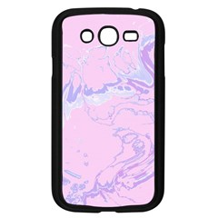 Unique Marbled 2 Baby Pink Samsung Galaxy Grand Duos I9082 Case (black) by MoreColorsinLife