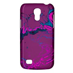 Unique Marbled 2 Hot Pink Galaxy S4 Mini by MoreColorsinLife