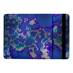 Unique Marbled Blue Samsung Galaxy Tab Pro 10 1  Flip Case by MoreColorsinLife