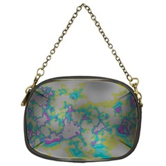 Unique Marbled Candy Chain Purses (one Side)
