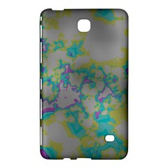 Unique Marbled Candy Samsung Galaxy Tab 4 (8 ) Hardshell Case  by MoreColorsinLife