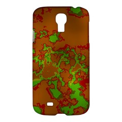 Unique Marbled Hot Samsung Galaxy S4 I9500/i9505 Hardshell Case by MoreColorsinLife