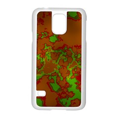 Unique Marbled Hot Samsung Galaxy S5 Case (white) by MoreColorsinLife