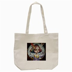 World Peace Tote Bag (cream)
