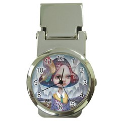 World Peace Money Clip Watches by YOSUKE