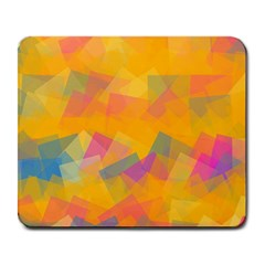 Fading Squares Large Mousepad