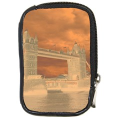 London Tower Bridge Special Effect Compact Camera Cases by MoreColorsinLife