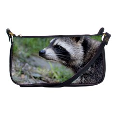 Racoon 1115 Shoulder Clutch Bags by MoreColorsinLife
