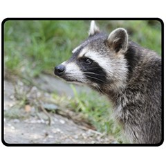 Racoon 1115 Double Sided Fleece Blanket (medium)