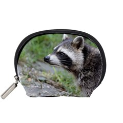 Racoon 1115 Accessory Pouches (small)  by MoreColorsinLife