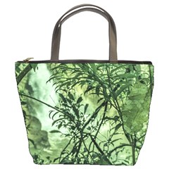 Jungle View At Iguazu National Park Bucket Bags by dflcprints