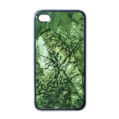 Jungle View At Iguazu National Park Apple Iphone 4 Case (black) by dflcprints