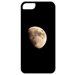 Half Moon Apple Iphone 5 Classic Hardshell Case by timelessartoncanvas
