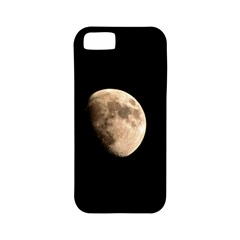 Half Moon Apple Iphone 5 Classic Hardshell Case (pc+silicone) by timelessartoncanvas