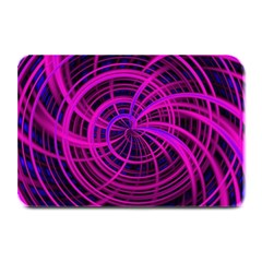 Happy, Black Pink Plate Mats