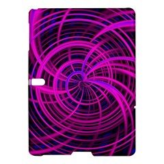 Happy, Black Pink Samsung Galaxy Tab S (10 5 ) Hardshell Case  by MoreColorsinLife