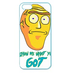 Show Me What You Got New Fresh Apple Seamless Iphone 5 Case (color) by kramcox