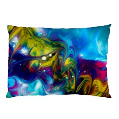 Mocking Of Chance By Saprillika Pillow Case (two Sides)