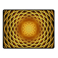 Swirling Dreams, Golden Fleece Blanket (small) by MoreColorsinLife
