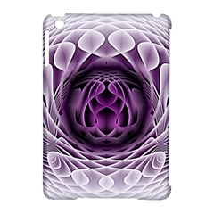 Swirling Dreams, Purple Apple Ipad Mini Hardshell Case (compatible With Smart Cover) by MoreColorsinLife