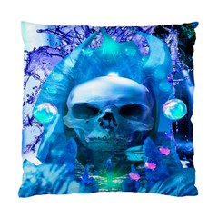 Skull Worship Standard Cushion Cases (two Sides)  by icarusismartdesigns