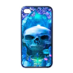 Skull Worship Apple Iphone 4 Case (black) by icarusismartdesigns