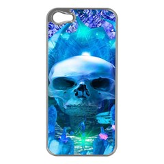 Skull Worship Apple Iphone 5 Case (silver)