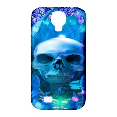Skull Worship Samsung Galaxy S4 Classic Hardshell Case (pc+silicone) by icarusismartdesigns