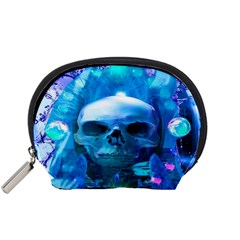 Skull Worship Accessory Pouches (small)  by icarusismartdesigns