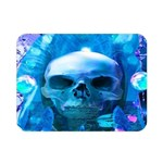 Skull Worship Double Sided Flano Blanket (Mini)  35 x27  Blanket Front