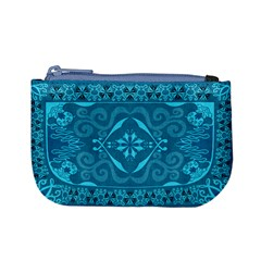 Magic Flying Carpet: Blue Version Coin Change Purse