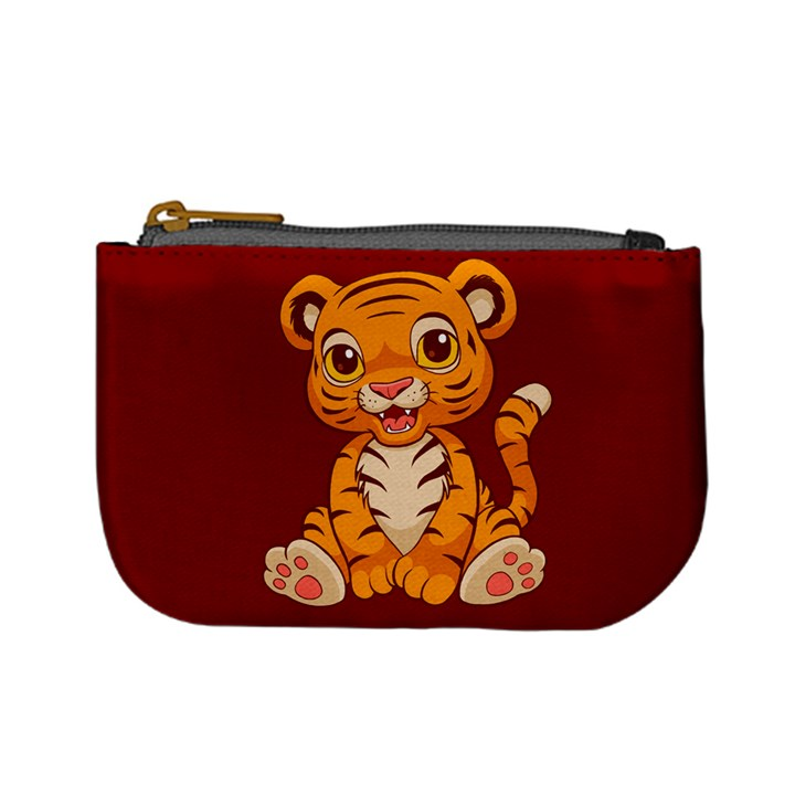 Little Tiger Coin Change Purse
