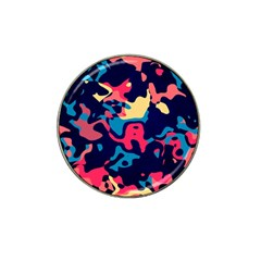 Chaos Hat Clip Ball Marker (4 Pack) by LalyLauraFLM