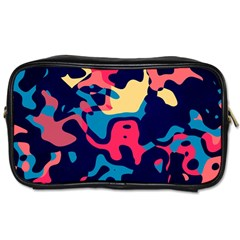 Chaos Toiletries Bag (one Side) by LalyLauraFLM
