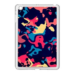 Chaos Apple Ipad Mini Case (white) by LalyLauraFLM