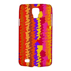 Colorful Pieces Samsung Galaxy S4 Active (i9295) Hardshell Case by LalyLauraFLM