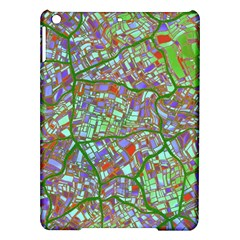Fantasy City Maps 2 Ipad Air Hardshell Cases by MoreColorsinLife