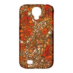 Fantasy City Maps 3 Samsung Galaxy S4 Classic Hardshell Case (pc+silicone) by MoreColorsinLife