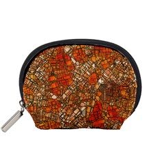 Fantasy City Maps 3 Accessory Pouches (small)  by MoreColorsinLife