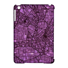 Fantasy City Maps 4 Apple Ipad Mini Hardshell Case (compatible With Smart Cover) by MoreColorsinLife