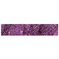 Fantasy City Maps 4 Flano Scarf (small)  by MoreColorsinLife