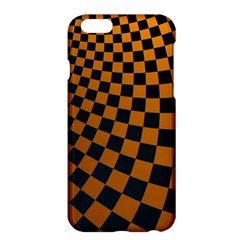Abstract Square Checkers  Apple Iphone 6 Plus/6s Plus Hardshell Case