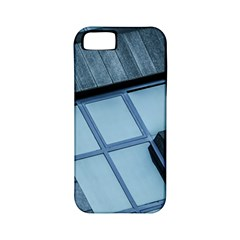 Abstract View Of Modern Buildings Apple Iphone 5 Classic Hardshell Case (pc+silicone)