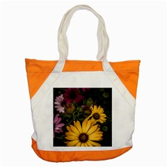 Beautiful Colourful African Daisies  Accent Tote Bag  by OZMedia