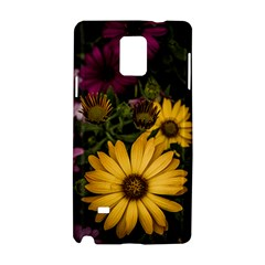 Beautiful Colourful African Daisies  Samsung Galaxy Note 4 Hardshell Case by OZMedia