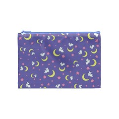 Rabbit Of The Moon Cosmetic Bag (medium)